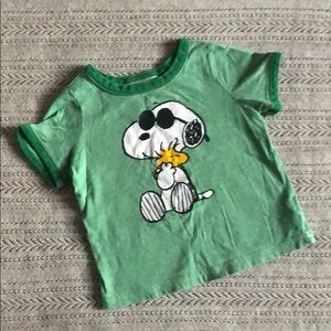 Hanna Andersson GUC Snoopy T (85 cm)